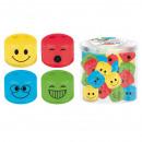 grossiste Cadeaux et papeterie: taille-crayon double plast smile starpak on Presen