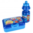 mayorista Casa y cocina: set de botella de agua + caja de desayuno play doh