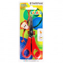 Großhandel Haushaltswaren: Schere Metall 135 Linkshänder Starpak Safari bl