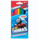 12 color pencil crayons / 180 starpak thomas box