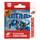 wholesale Licensed Products: wax crayons 12 colors stk10 Transformers n pud