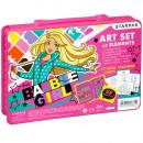 artistic set 68el starpak Barbie pud
