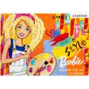 drawing block a4 / 20k white starpak Barbie