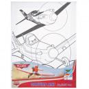 Unterstützung 22.5x30 cm universal mit Plane print