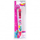 multi-colored pen 6 starpak My Little Pony bl