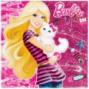 podobrazie 25x25cm printed stk47 Barbie foil