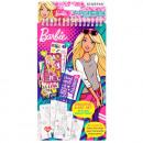 Kreatives Set 14x24cm Starpak Barbie Tasche mit
