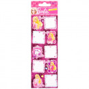 stickers for notebook Starpak Barbie bag with susp