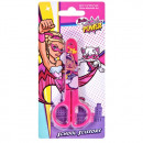 130 starpak metal scissors Barbie power blister