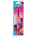 multi-colored pen 6 starpak Barbie sbc