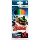 bleistiftstifte 12 farben / 180 starpak Avengers p