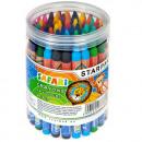 wax crayons 16kol starpak safari tuba op64szt
