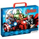 folder with handle a4 starpak Avengers pud