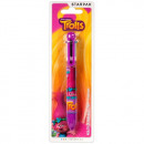 multi-colored pen 6 starpak Trolls blister