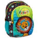 wholesale Gifts & Stationery: school backpack stk29 40 safari pouch