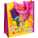 wholesale Bags & Travel accessories: 35x32x13 shopping bag starpak Trolls pouch