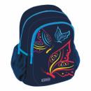 Großhandel Geschenkartikel & Papeterie: Schulrucksack Starpack 40 Schmetterlingstasche