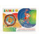 papier kol a5 / 10k starpak safari foil