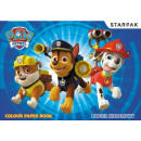 wholesale Licensed Products: paper kol a5 / 10k starpak Paw Patrol foil