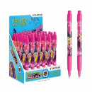 automatic pen grip starpak 1328 Barbie spy