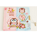 diary closed 135x135 starpak owl blue