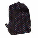 Starpak backpack 40 spots pouch
