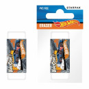 eraser starpak Hot Wheels bag with incl