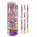 pencil with eraser starpak Barbie vg tuba