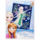 wholesale Toys: creative set with sequins frozen paket