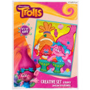 Kreatives Scrunch-Set Trolls pak