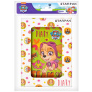 diary closed 170x125 starpak Paw Patrol wore