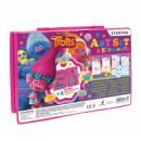 wholesale Licensed Products: Art set 68el starpak Trolls pud