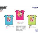 wholesale Childrens & Baby Clothing: POWERPUFF GIRLS - t-shirt95% coton 5% polyester3