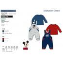 Mickey - 2 piezas de mono y multi superior