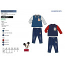 MICKEY - ensemble polo & pantalon 100% polyester /