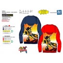 TRANSFORMERS - sweat 100% polyester