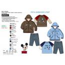 Mickey -Bundle 3 rész T-Shirt & nadrág & T