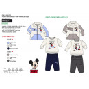 MICKEY - ensemble 3 pièces t-shirt & pant & sweat