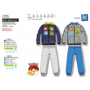 groothandel Speelgoed: POKEMON - 100% joggen polyester