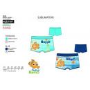 NEMO - boxer bain sublime dev 85% polyester / 1