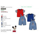 Mickey - 2-piece jumpsuit overall & 65% high