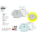 Mickey - 2. tétel T-Shirt 100% pamut