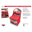 Cars - foldable storage chair