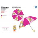Minions - esernyő d: 65 óra: 55 100% poliészter