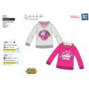 Super Wings - hood sweatshirt 65% polyester / 35%