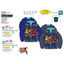 Transformers - 100% polyester down jacket