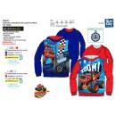 Großhandel Fashion & Accessoires: Blaze - mit Kapuze Sweatshirts Reißverschluss 100%