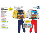 SUPER WINGS - pyjama long sublime 100% polyester
