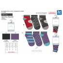 wholesale Stockings & Socks: HECHTER STUDIO - pack 3 socks low 55% c