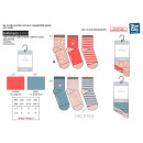 HECHTER STUDIO - pack 3 socks 70% cotton 18%